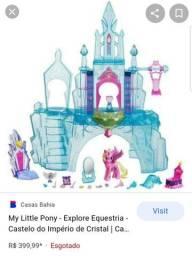 Castelo My Little Poney