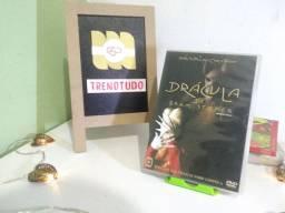Dvd duplo filme Drácula de Bram Stoker Original edição colecionador