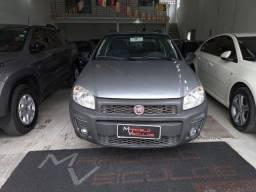 Título do anúncio: Fiat Strada working CD