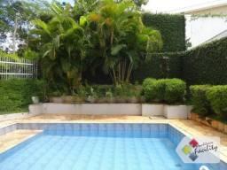 Sobrado com 4 dormitórios para alugar, 400 m² por R$ 7.500,00/mês - Alphaville - Campinas/