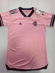 Título do anúncio: Camiseta internacional outubro Rosa G