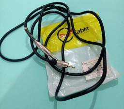 Título do anúncio: Cabo Star Cable Cabo P2st X P10 St Prof 5 Mt + Nf por Montreal Music