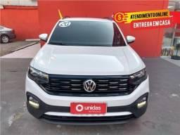 Volkswagen T-cross 1.0 200 tsi total flex comfortline automático