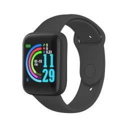 Título do anúncio: Relógio Inteligente Smartwatch D20/Y68 Bluetooth Android/ios