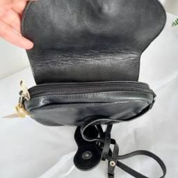 Bolsa em couro da Andarella