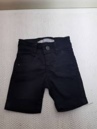 Bermuda jeans paparrel tamanho P