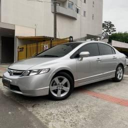 Título do anúncio: Civic Sedan LXS 1.8/1.8 Flex 16V Aut. 4p