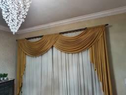 Bando / chale para cortina de varao