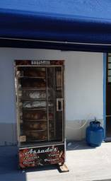 Título do anúncio: Vende-se máquina de assar carne...valor 2,000