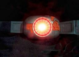 Cinto Black Kamen Rider da Glasslite