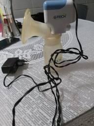 Bomba elétrica extração de leite