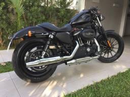 Título do anúncio: Harley Davidson iron 883