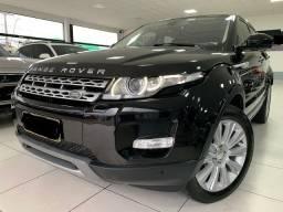 Título do anúncio: Range Rover Evoque Prestigie 2.2 Diesel SD4 2015 Preta Linda Completíssima...