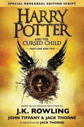 Título do anúncio: Harry Potter And The Cursed Child - Parts I & II - Special Us Rehearsal