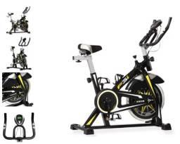 Título do anúncio: Bicicleta Spinning Kikos F3i Premium Disco de Inércia de 10kg + Garantia de 2 anos