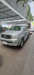 TOYOTA HILUX CD 4X4 <br>Ano: 2010