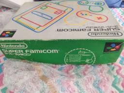 Super Famicom Super Nintendo Japonês Completo