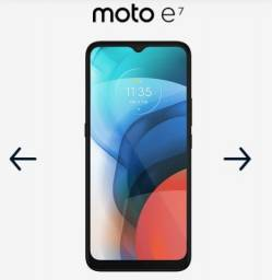 Título do anúncio: Motorola Moto E7 64