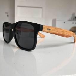 Óculos de Sol Madeira o Mais Procurado do Momento