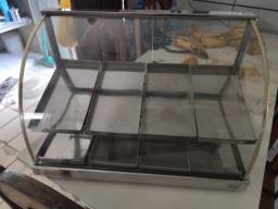 Título do anúncio: Estufa vitrine para salgados