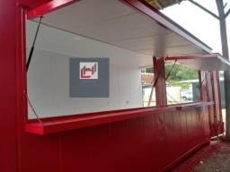 Título do anúncio: Bar,cozinha em container 15m²