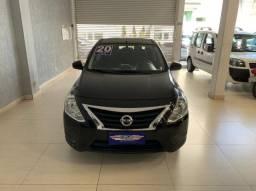 Nissan Versa S 1.6  Couro  Manual 2020!!!