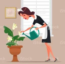 Título do anúncio: Funcionária doméstica