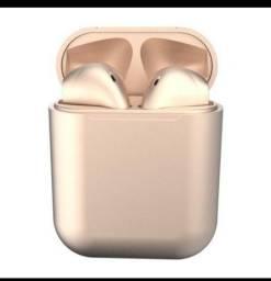 Impods (Fone de ouvido) sem fio com Bluetooth TWS I12