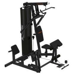 Título do anúncio: Estação de Musculação Athletic Amazon P.Plus 65 Exercicos Com Leg Press + Acessórios