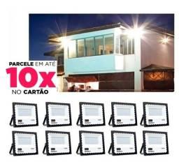 Título do anúncio: Refletor 100W Led Mini  Super Compacto