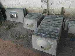 Pia Banheiro Verde Ubatuba