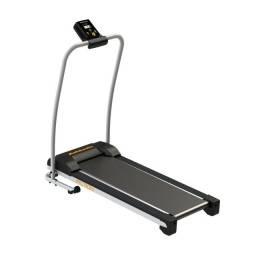 Título do anúncio: Esteira Athletic Action - pronta entrega - 100kg - caminhada e trote - 10x sem juros