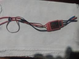 Speed 50A com ubec 5v/4A red brick heli