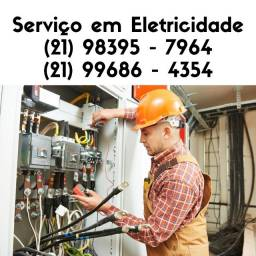 Título do anúncio: Eletricista - Instalação - Manutenção e Projeto.