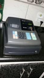 Título do anúncio: Caixa registradora Sharp XE-A106