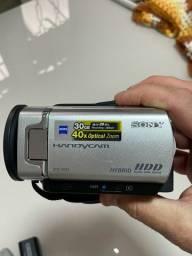 Título do anúncio: Filmadora Handycam Sony DCR-SR45