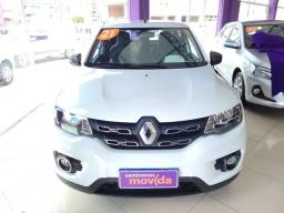Renault Kwid Intense 1.0 Flex 2021 com Ipva 2021 pago