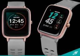 Título do anúncio: Relógio Smartwatch Mormaii Cinza/Rosê Entrega Grátis Em Fortaleza
