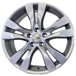 Título do anúncio: 4 Rodas originais do Cruze LTZ 2015 com pneus.
