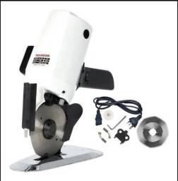 Máquina Cortar Corte Tecido 4 Polegadas + 1 Disco Grátis 1 u.   Voltagem: 110v