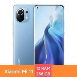 Xiaomi Mi 11 com 256gb e 12gb RAM