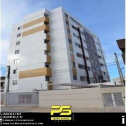 Apartamento com 3 dormitórios à venda, 67 m² por R$ 249.000 - Jardim São Paulo - João Pess