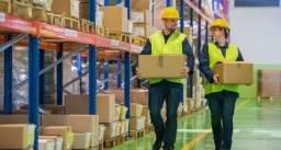 Título do anúncio: Contrata-se auxiliar de logística Homem