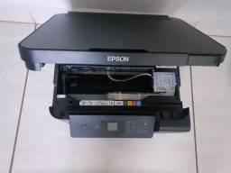 Título do anúncio: Impressora epson L4160 quase sem uso poucas pagina impressa