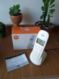 Aparelho de Telefone fixo sem Fio Motorola
