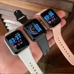 Título do anúncio: Novo Smartwatch D20 ATUALIZADO