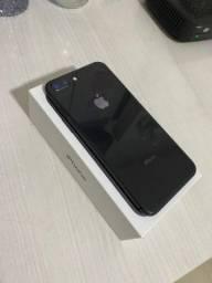 Título do anúncio: Apple iPhone 8 plus 256gb preto...