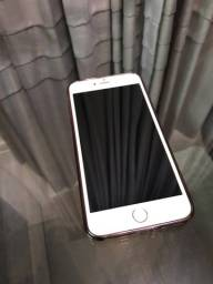 Título do anúncio: iPhone 6 Plus silver