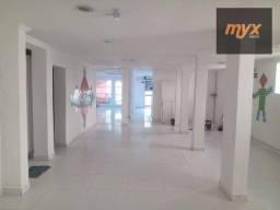Título do anúncio: Loja para alugar, 150 m² por R$ 5.000/mês - Vila Mathias - Santos/SP