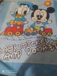 Título do anúncio: Cobertor de bebê